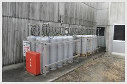 工場用LPガス
